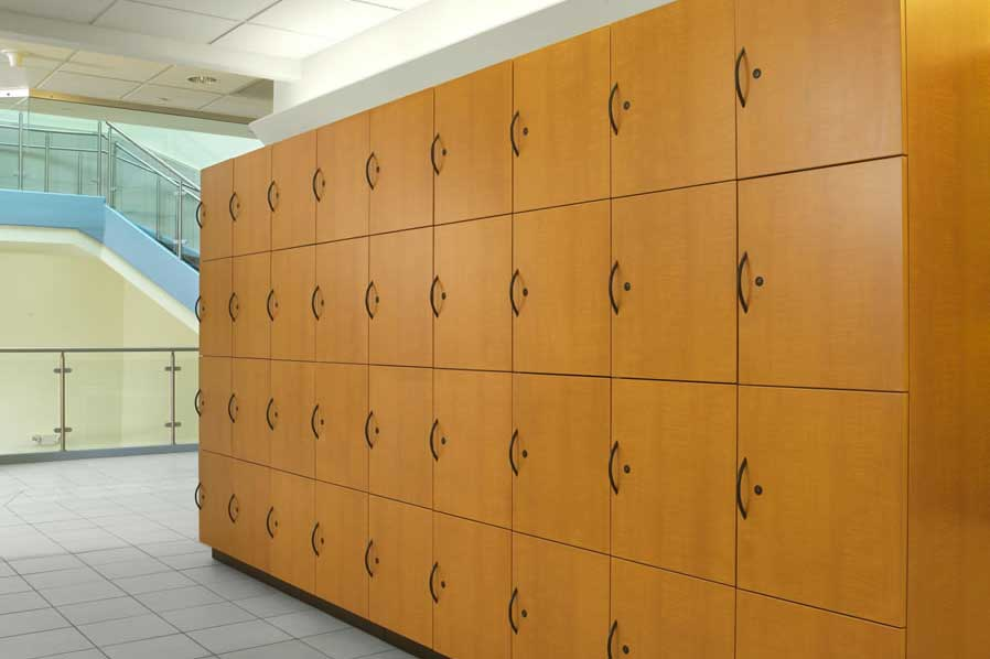 Employee Lockers For The Workplace Bradford Systems