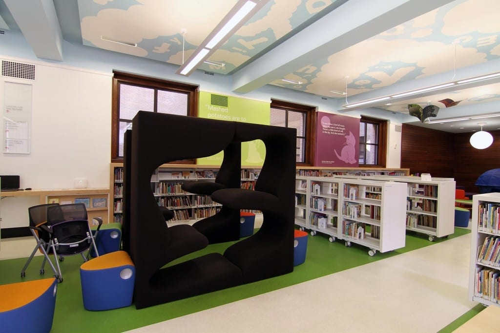 Library Storage Solutions