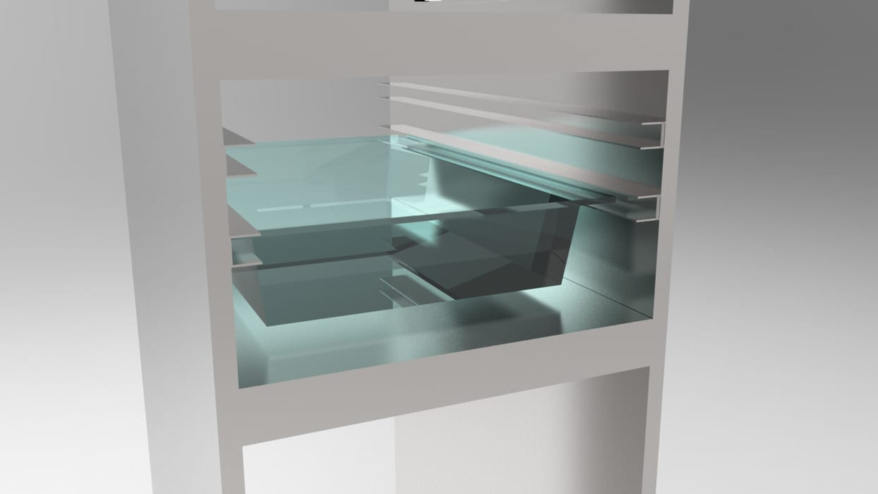 Moduflex© - interior construction