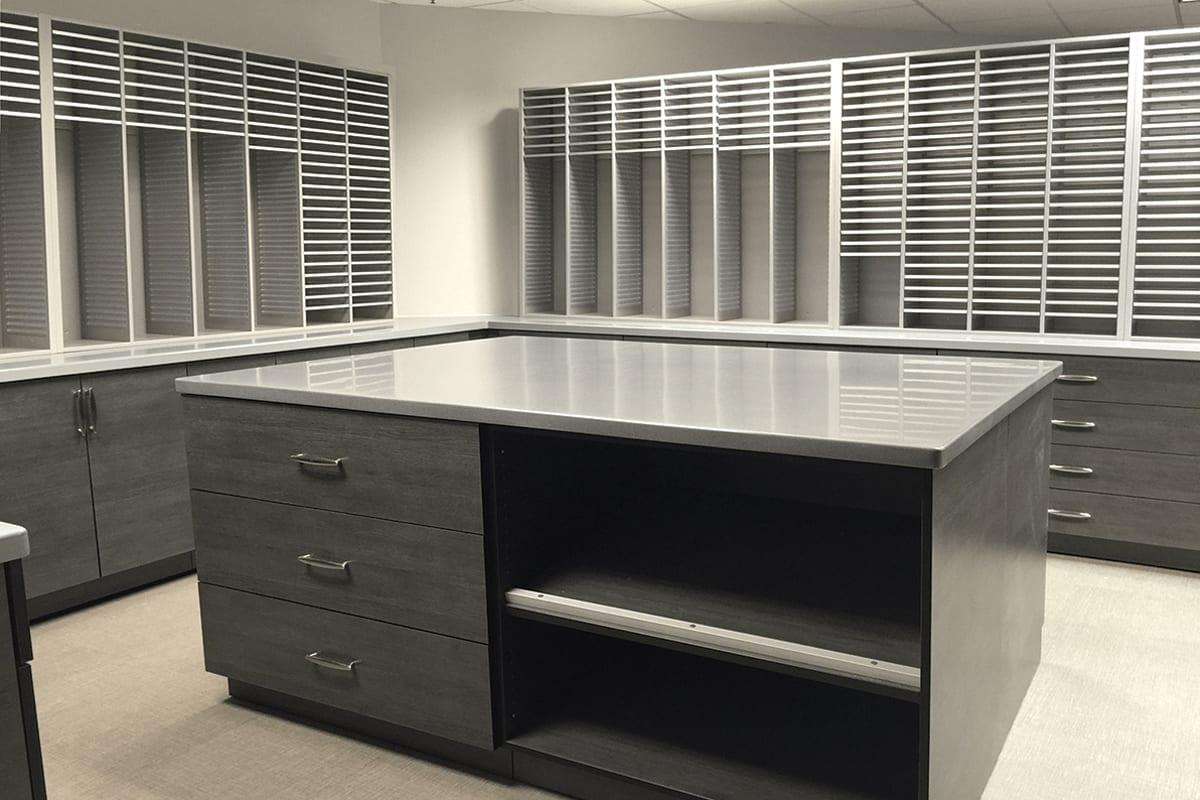 Mailroom Furniture Amp Shelving│bradford Systems