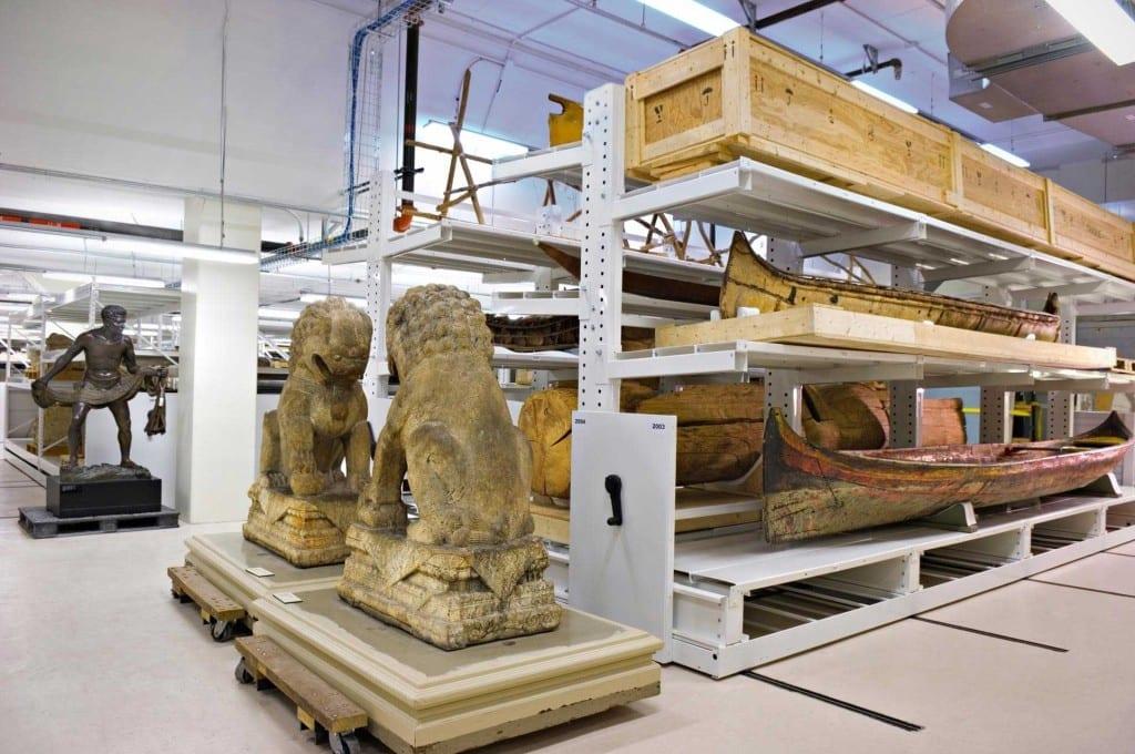 field museum storage on activrac