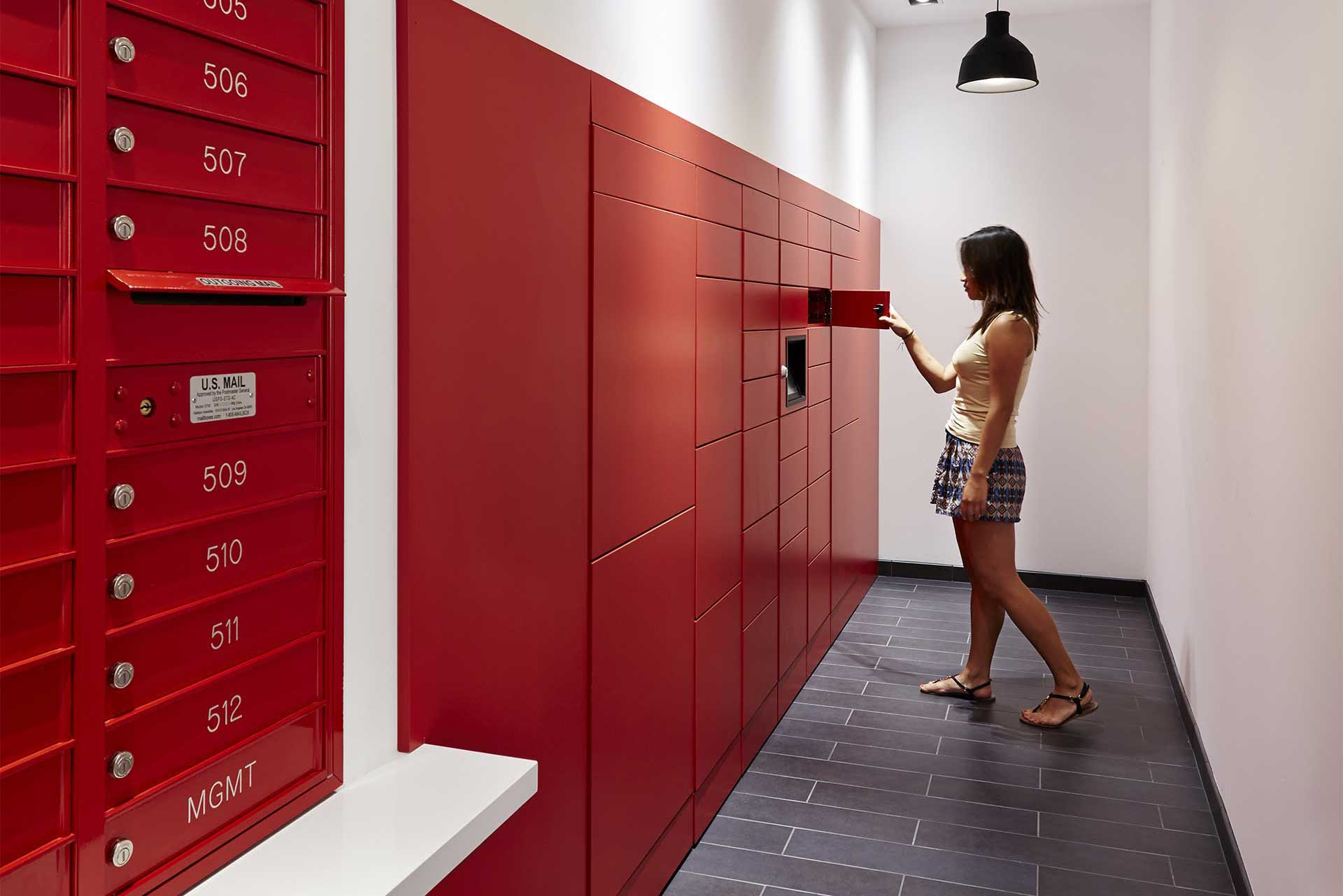 Package Delivery Lockers Amp Storage Systems Bradford Systems