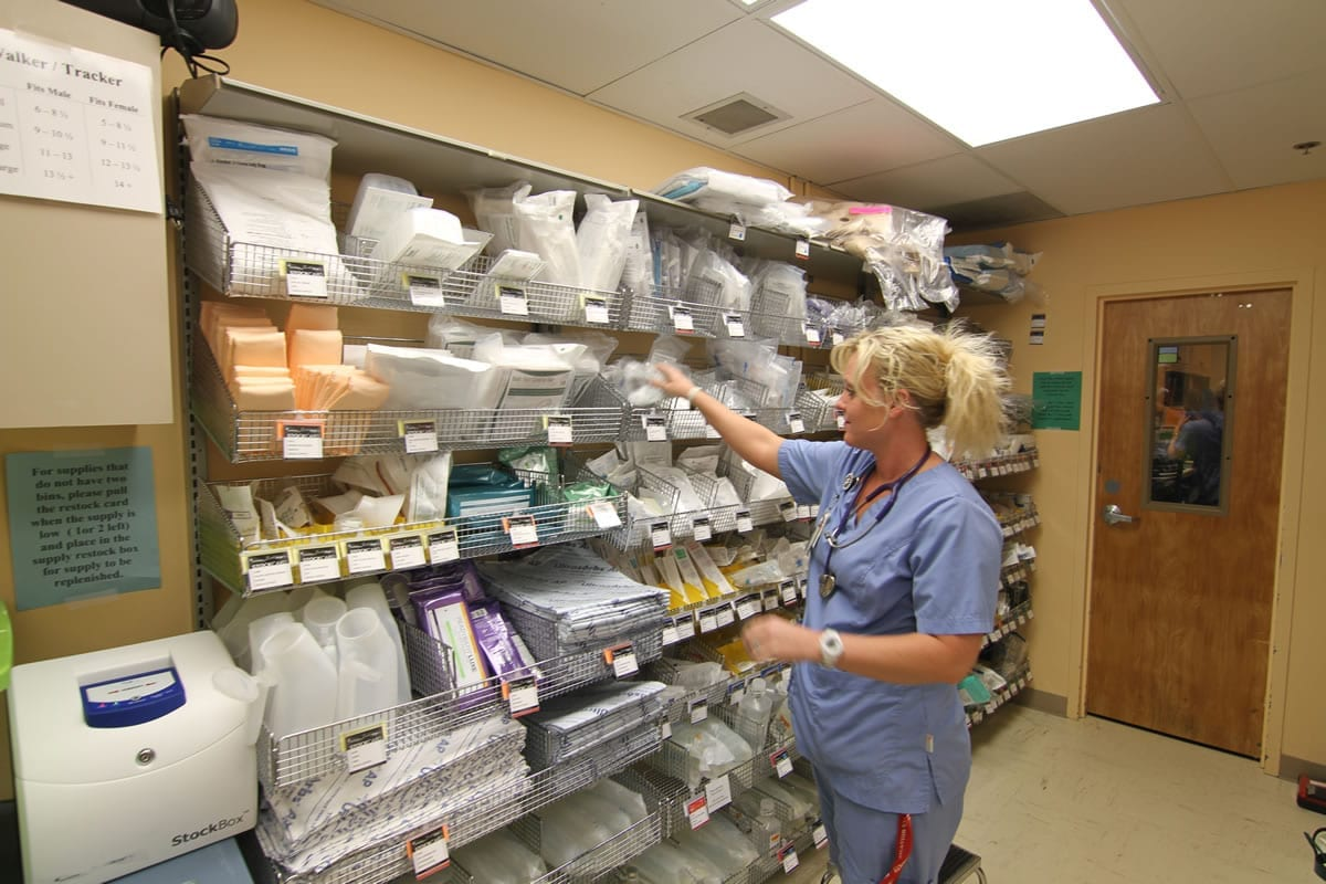 Hospital Inventory Management | Bradford Systems