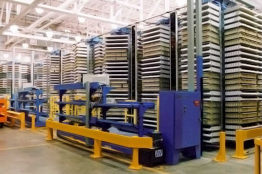 Innovative Warehouse Storage Solutions