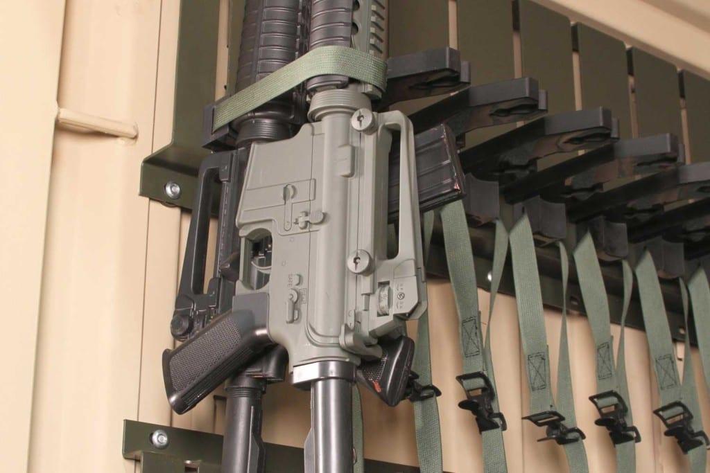 Weapons Storage Bradford Systems