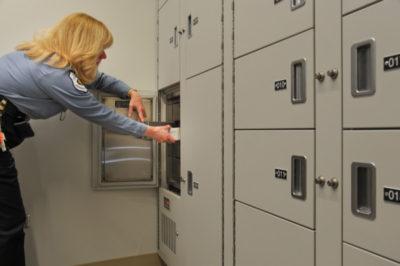 evidence lockers for skokie pd