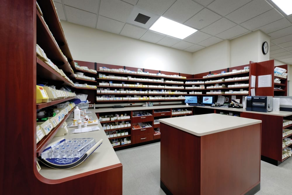 Healthcare Storage Solutions Pharmacy Design