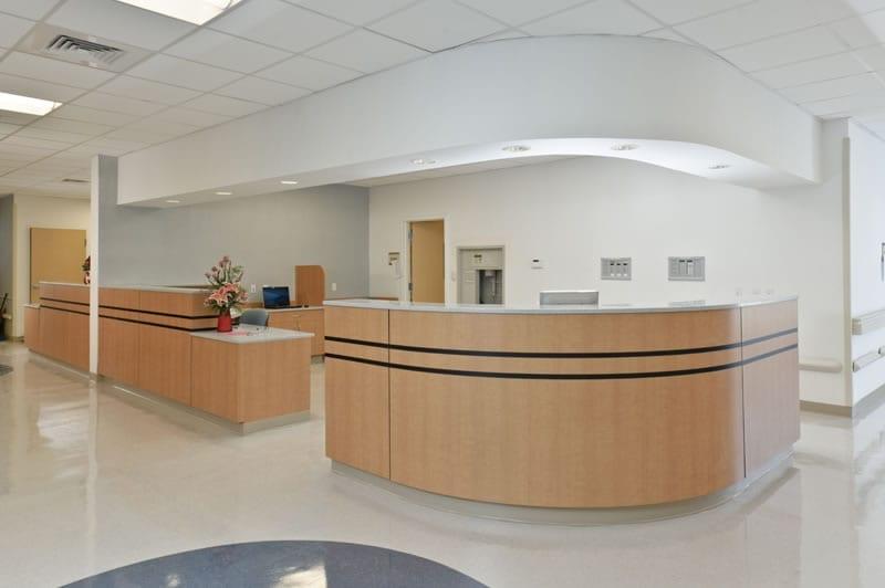 reception area furniture design bradford systems
