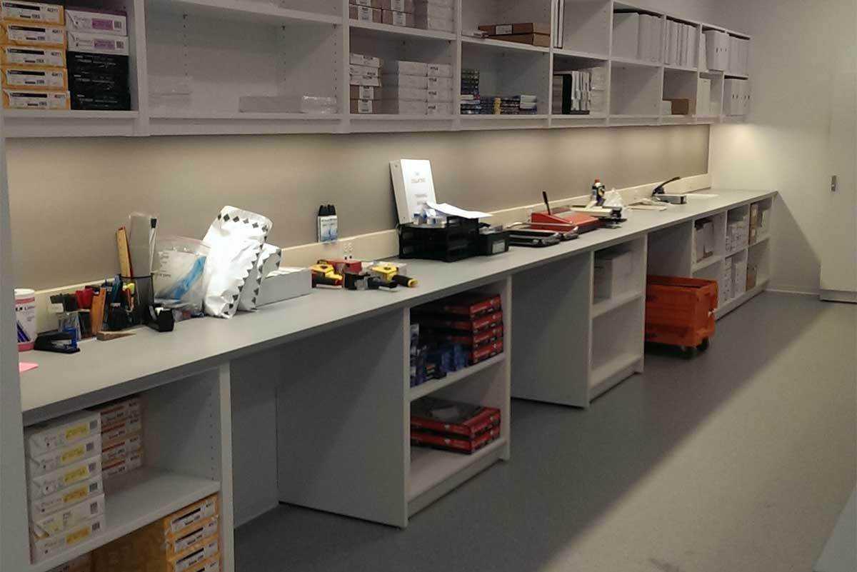 Corporate workroom design furniture bradford systems for It design