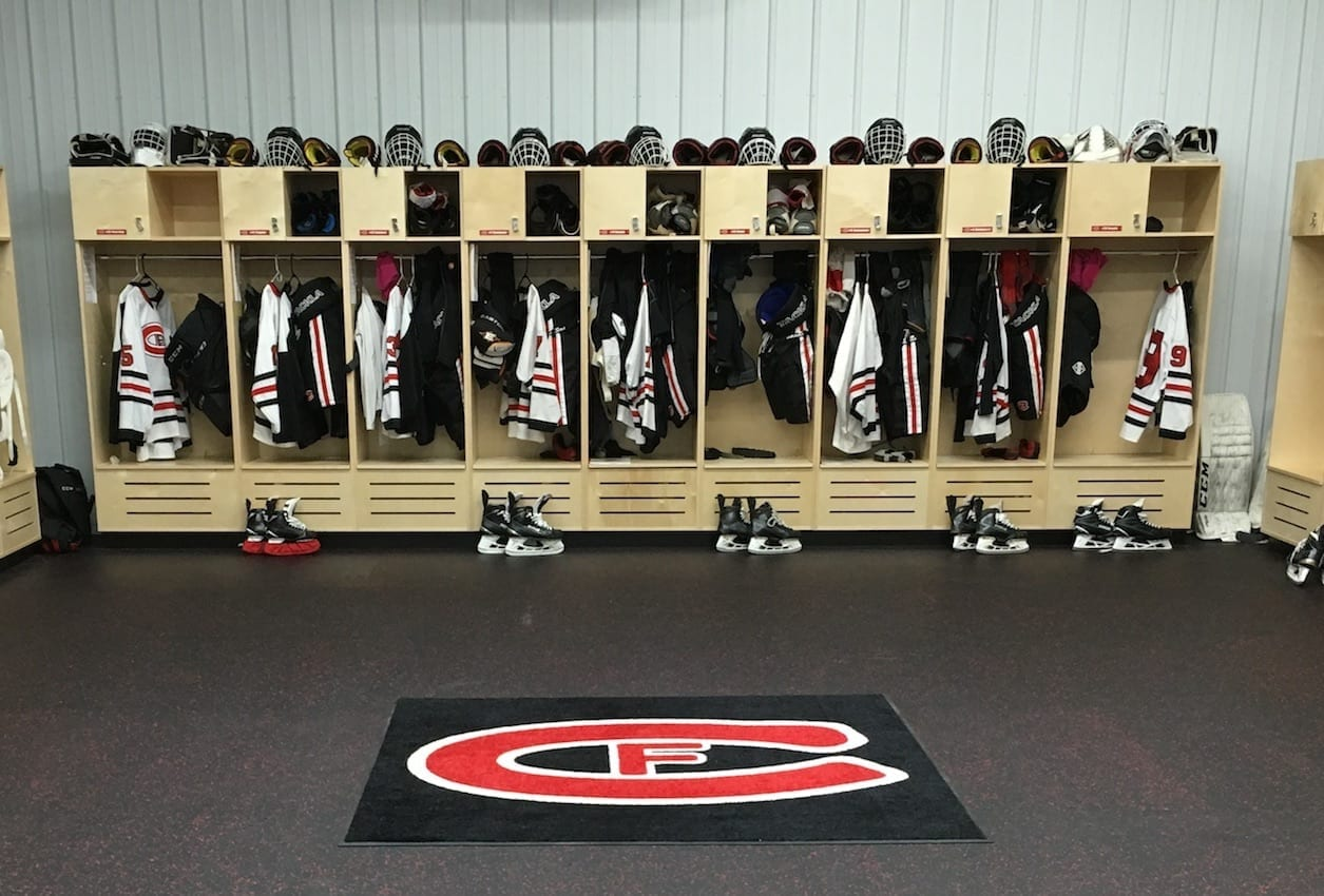 Merveilleux Athletic Storage Solutions | Bradford Systems
