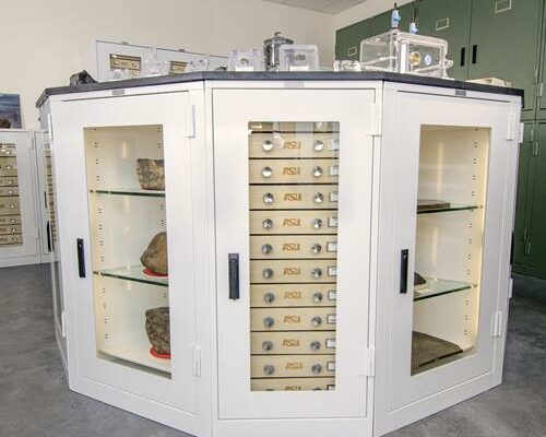 asu geology cabinets