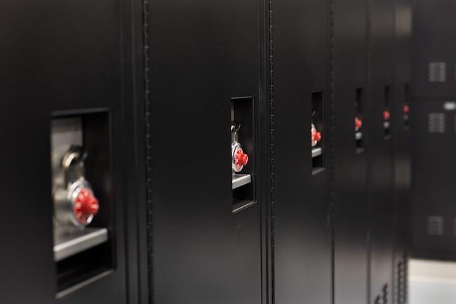 FAHS Lockers