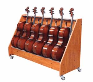 cello storage mobile cart