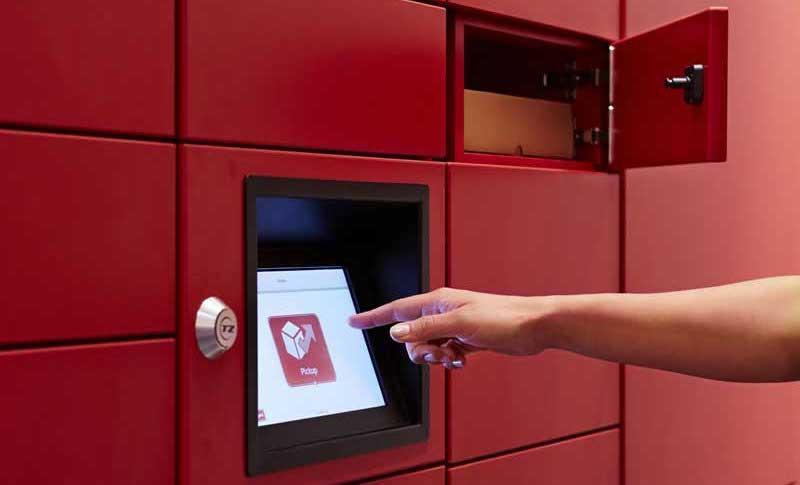 Smart Lockers │ Bradford Systems