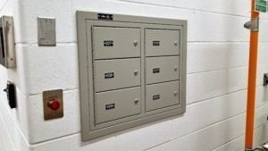EPD Evidence Storage Lockers 2