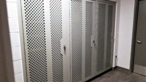 EPD Gun Lockers