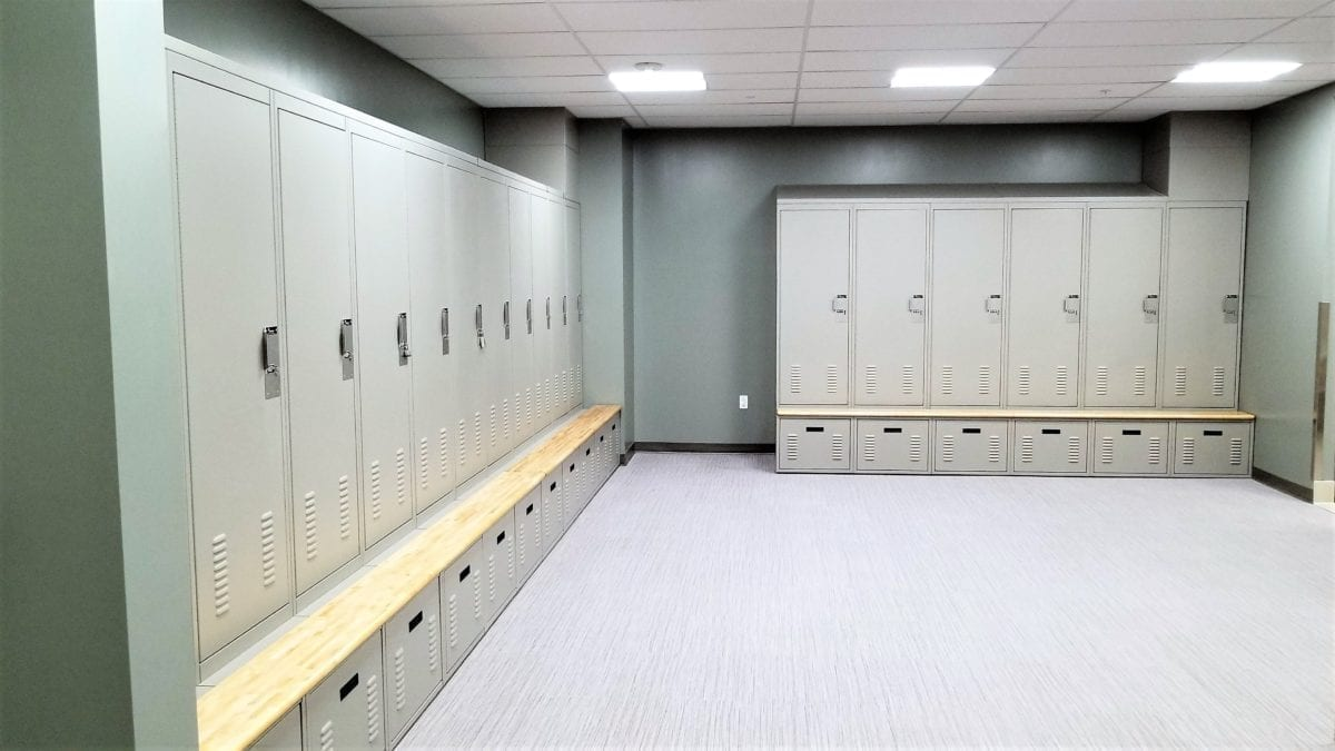 EPD Gear Lockers