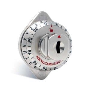 keyless 360 lock