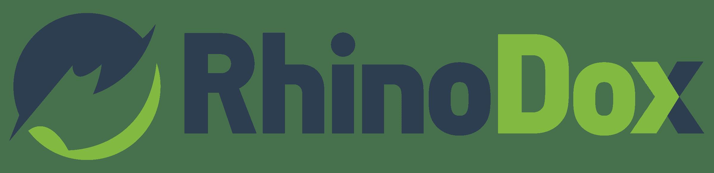 RhinoDox Logo
