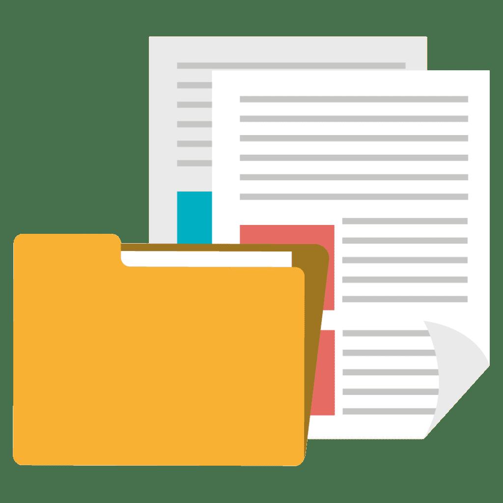 Document Folder & Files