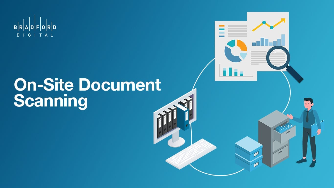 On-Site Document Scanning Hero
