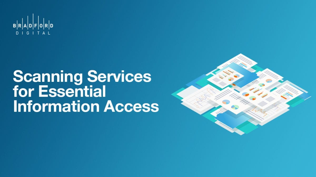 Scanning Services for Essential Information Access