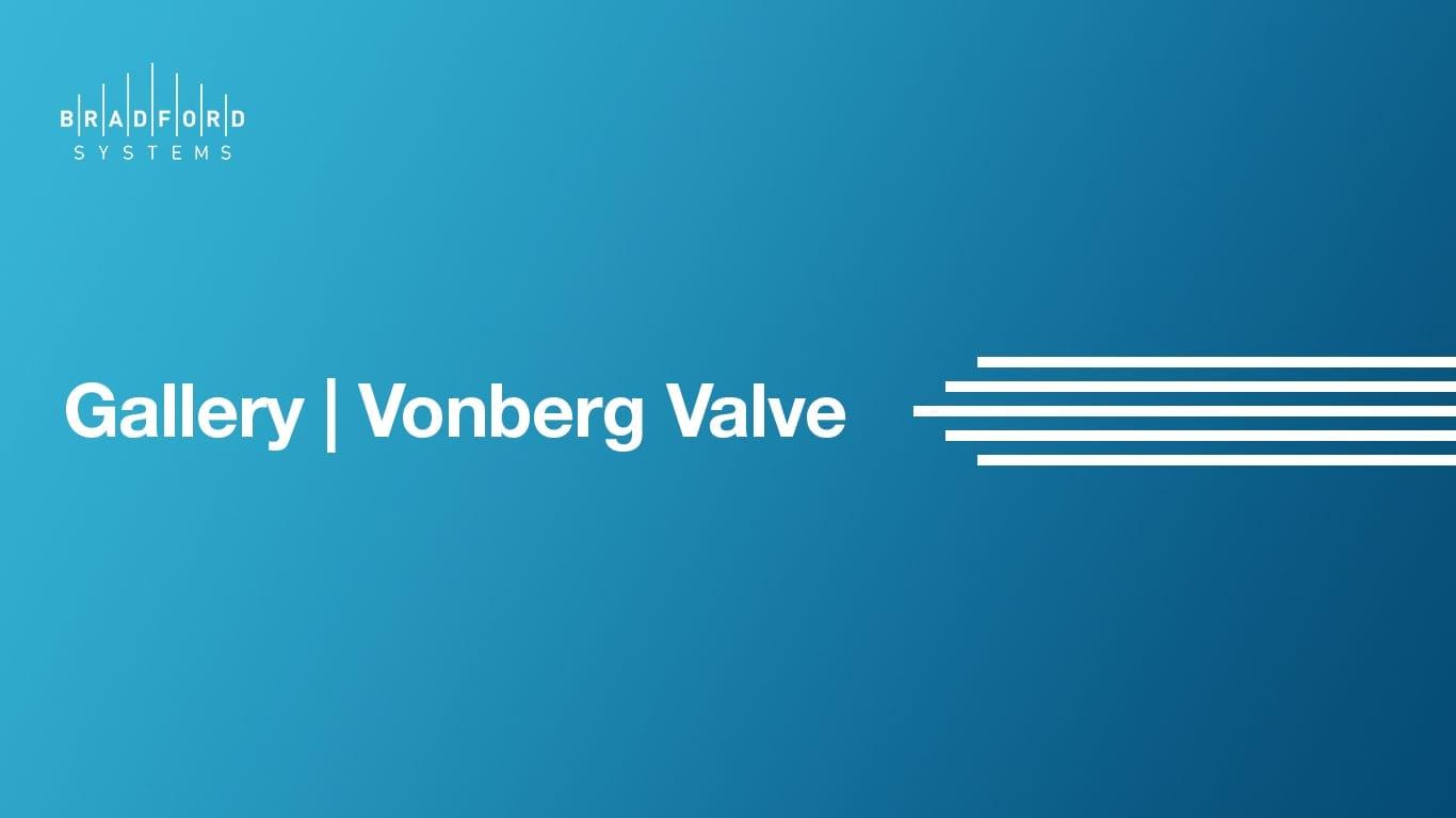 Gallery | Vonberg Valve Hero