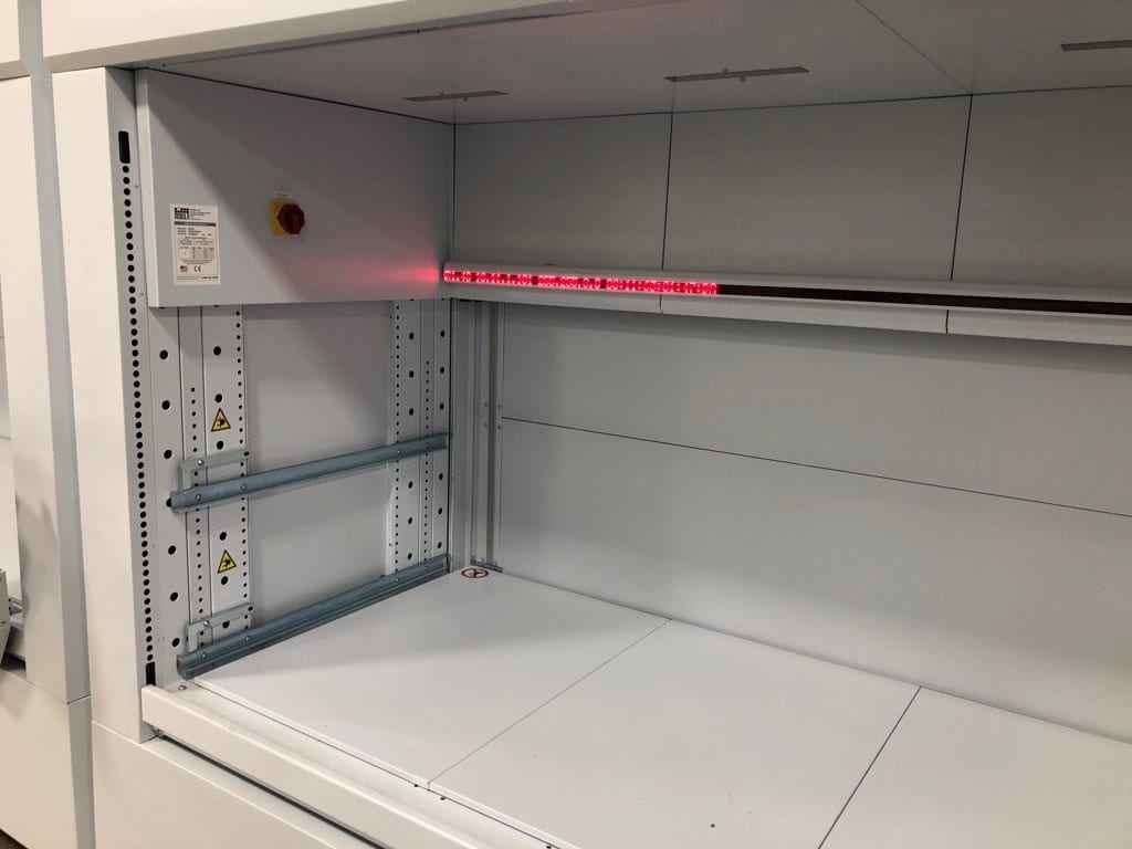 Vonberg Valve LED Light Bar