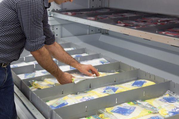 Textile Organization on VLM