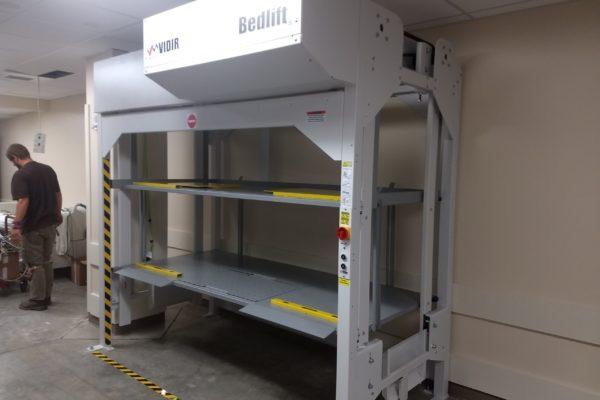 Side bedlift