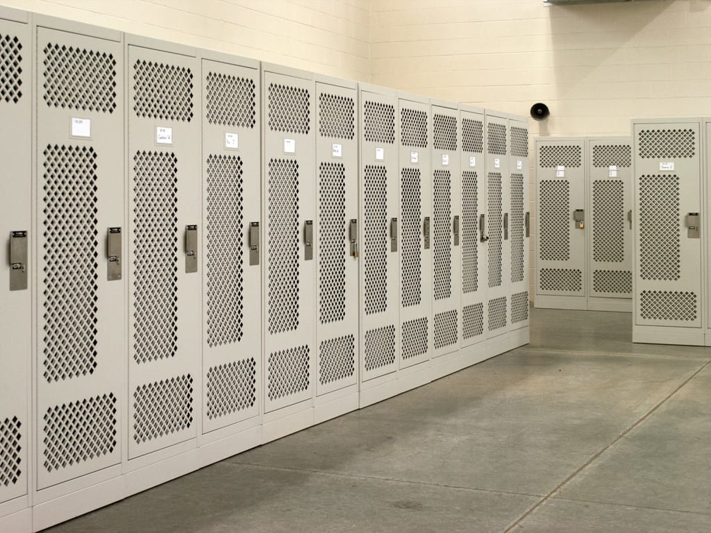 NC National Guard Readiness Lockers